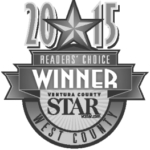 2015 Ventura County Star West County Readers' Choice Winner