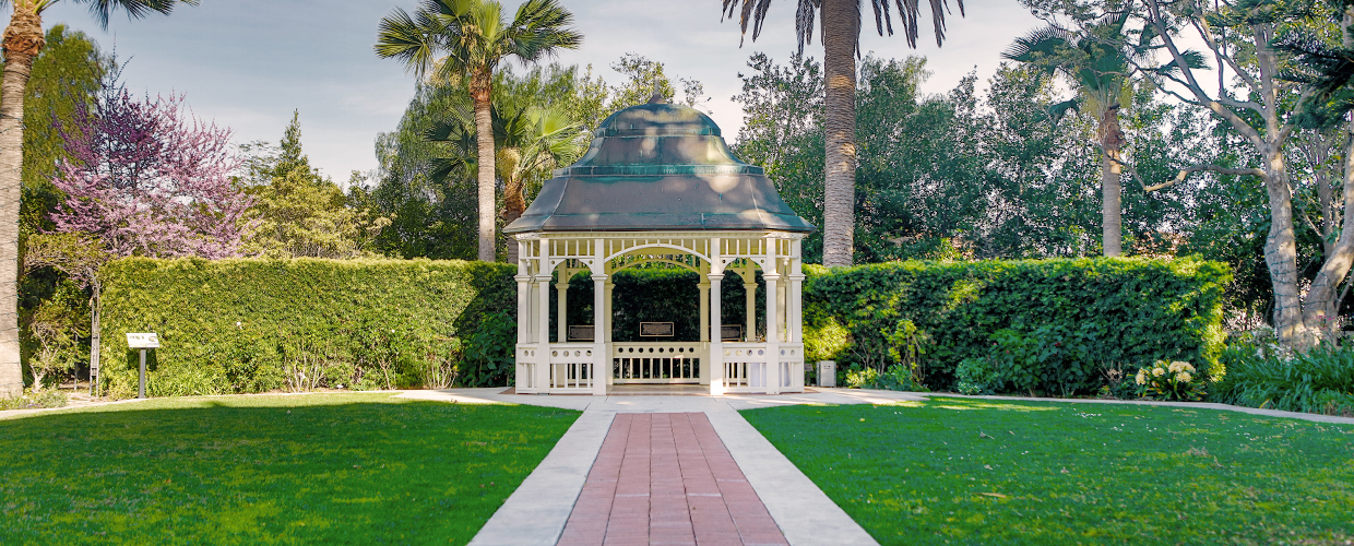 Camarillo Ranch Outdoor Gazebo
